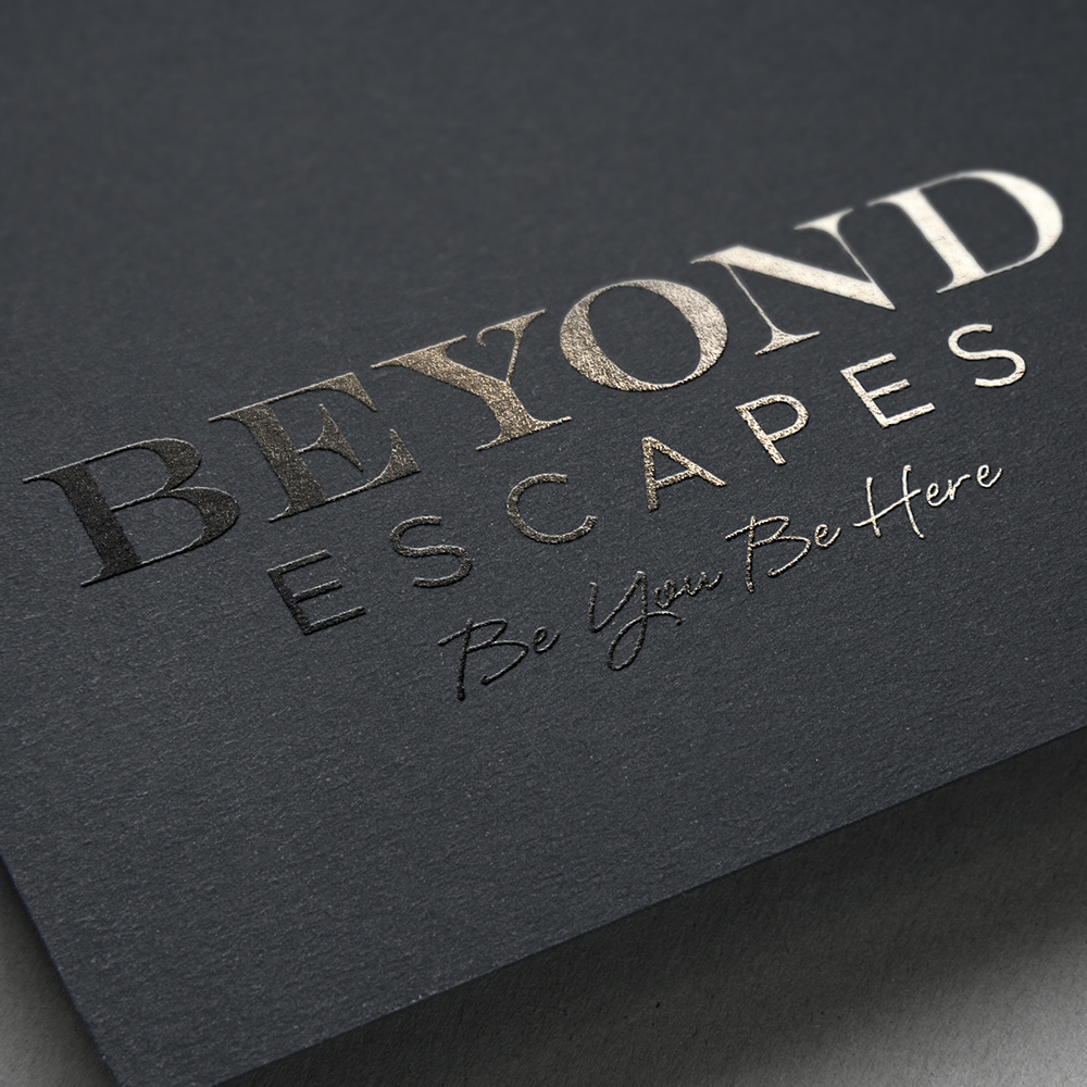 Beyond Escapes Brand Identity