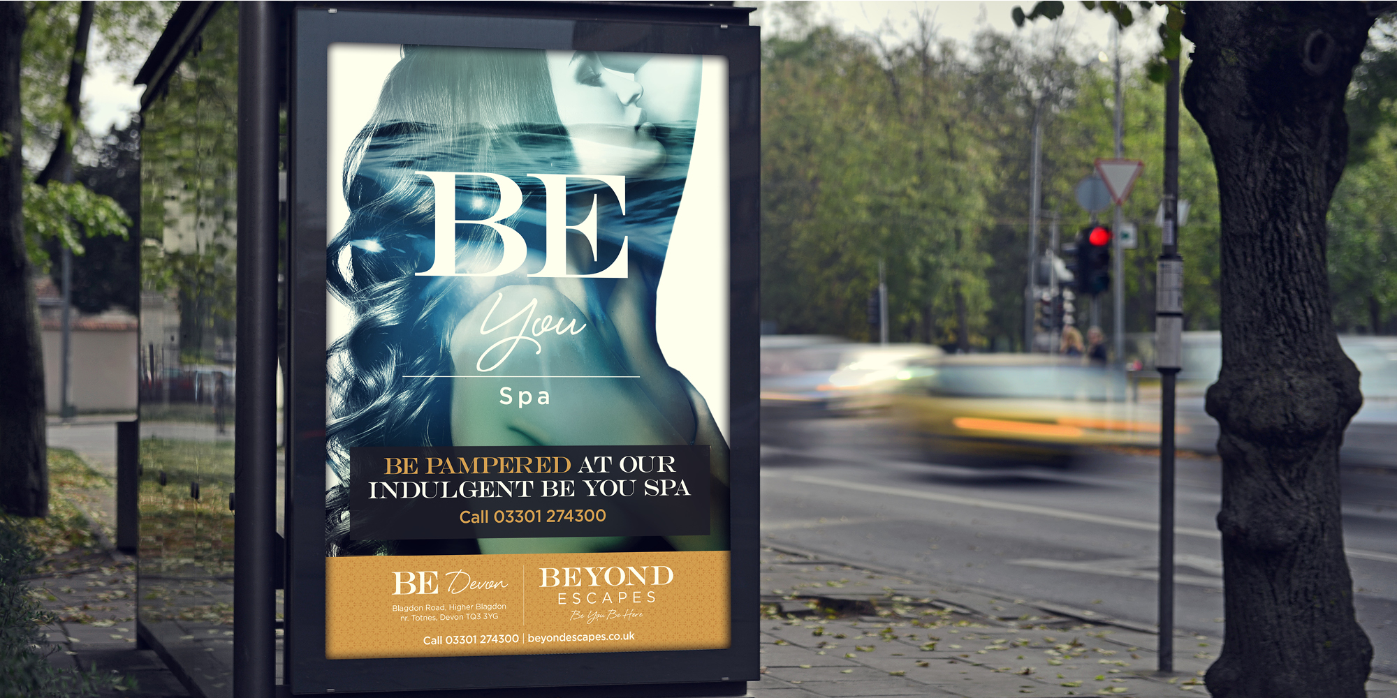 BE You Spa - Bus Stop