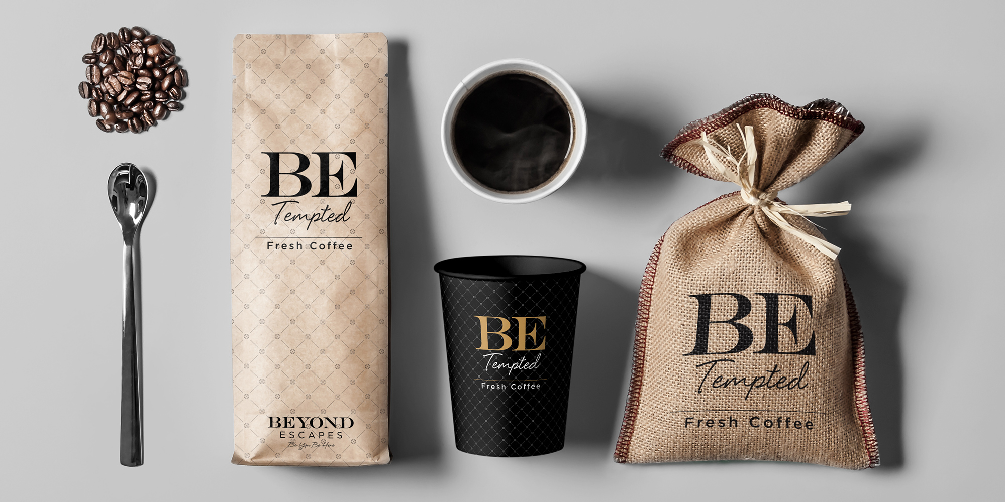 BE-Tempted Coffee