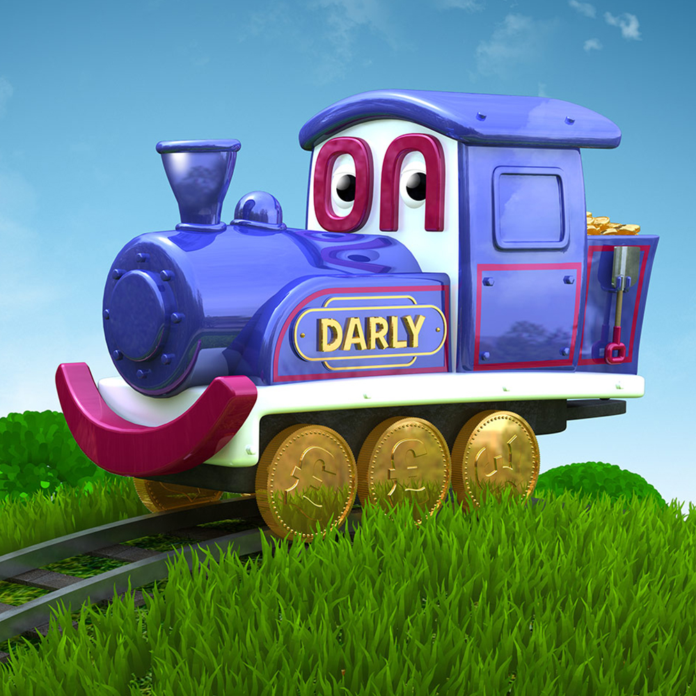DARLY THE TRAIN